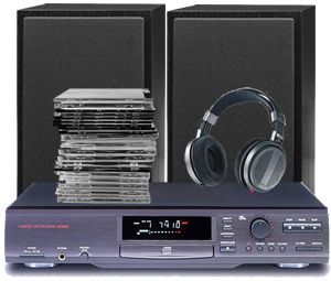 CD-Player Set
